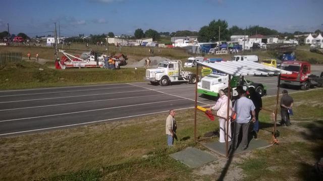 Départ Manche Camion 2014